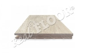 Oak Flooring 20x180mm brushed 4PD/4V unfinished 0,5-2m