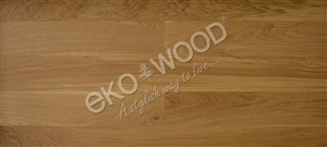 OAK 1-strip Classic, Naturel, 4sides beveled/brushed 13,5x192x2150mm