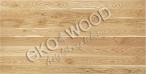 OAK 1-strip Classic/UNF/4-sides beveled/brushed